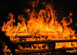 Can you burn pallet wood in a fireplace?